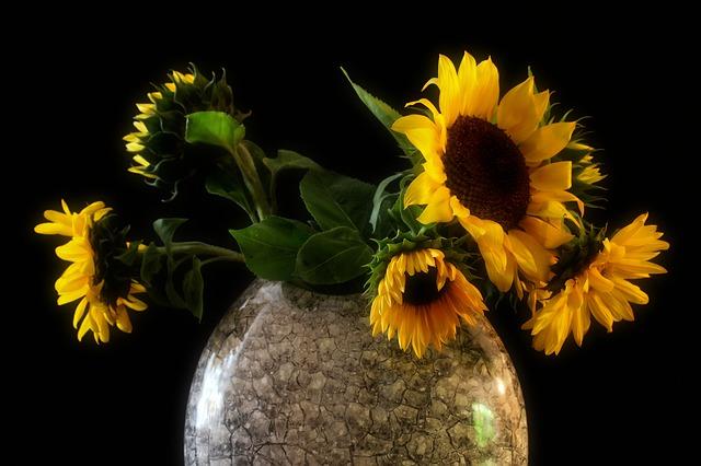 Vase en marbre
